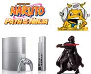 Sony pees in your eye with a PS3 price drop, kinda. Plus, previews of Naruto, Star Wars, D&D, the Eds and more! Get it all here.
