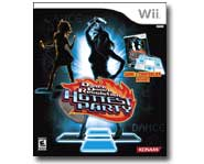 Do more than just move your feet in the new Dance Dance Revolution: Hottest Party dancing game for the Nintendo Wii!