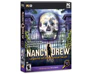 Help Nancy Drew solve the mystery of the legendary Crystal Skull with this free game demo! Here's how to download it.
