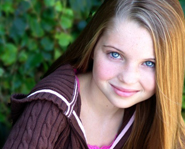 Sammi Hanratty  plays Holly on the Suite Life of Zack and Cody.