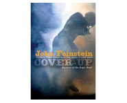 Cover Up: Mystery at the Super Bowl is written by John Feinstein.
