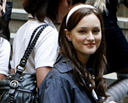 Gossip Girl premiered in September 2007.