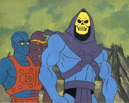 Skeletor is our number one scariest cartoon villain.