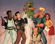 The Real Ghostbusters is based on the '80s movie Ghostbusters.