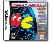 Dig into seven classic arcade games with Namco Museum DS for the Nintendo DS! We review this blast from the past.