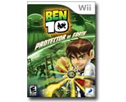 Check out these Wii preview videos of the new Ben 10 TV show-based video game for DS, PS2, PSP and Wii!