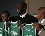 The new-look Celtics are one of the reasons that the NBA season will be exciting this year!