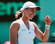 Martina Hingis retired from tennis Thursday after failing a drug test.