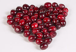 Cranberries are good for your body!