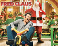 Meet Santa Claus' older brother Fred in this hilarious Christmas movie about brotherly love gone wrong. Here's our Fred Claus movie review!