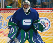 Roberto Luongo is one of the most dominent goalies in the NHL.