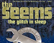 The Seems: The Glitch in Sleep is written by authors John Hulme and Michael Wexler.