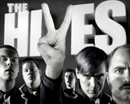 The Black and White Album is the second album from The Hives.