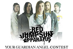 Help fight domestic violence with The Red Jumpsuit Apparatus!
