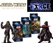 Unleash the Force and clobber your opponents with this new Star Wars Miniatures set! We review it all right here.