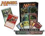 Goblins and elves clash with these two decks! Is this two-player Duel Decks pack great fun or ghastly? We review it here.