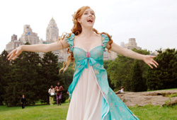 Amy Adams stars in Disney's Enchanted.