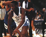 North Carolina is one of the most storied basketball programs and have produced great players like Michael Jordan..
