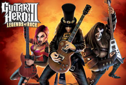 Is Guitar Hero III and its rockin musical action an all-night party? Get the goods on GHIII it with our game review!