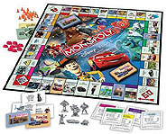 Team up with all of your fave Disney-Pixar characters when you play the new Monopoly edition based on Disney-Pixar!