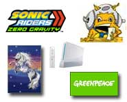 Get the 411 on Nintendo breaking records, exclusive Bella Sara horse cards and a new Sonic Riders: Zero Gravity game video!