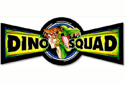 Dino Squad hit the airwaves on November 3, 2007!