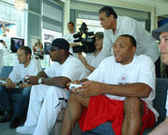 Shawn Marion of the Phoenix Suns is one of the biggest stars in the NBA.