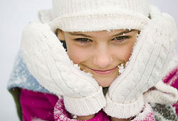 Don't let the winter weather wreak havoc on your skin!