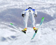 Ski Jumping is one of the most popular Winter Olympic sports.
