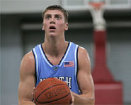 North Carolina's Tyler Hansbrough may be the best player in college basketball this season.