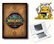 Get the 411 on the Nintendo DS kicking butt in 2007 and the World of Warcraft TCG World Champion. It's all here, plus more game news!