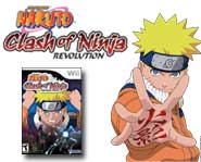 Get the scoop on the Naruto: Clash of Ninja Revolution fighting game for the Nintendo Wii with our game review!