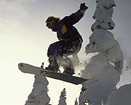 Hitting the slopes and getting some exercise will help you feel great inside and out.