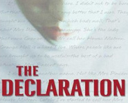 Gemma Malley's The Declaration explores a strange future.