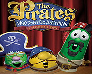 The Pirates Who Don't Do Anything - A Veggie Tales Movie