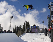 The 2008 Winter X Games kicks off January 24 in Aspen, CO!