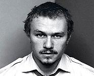 Tragically, Heath Ledger died this month.