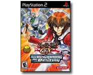 Join the Duel Academy and find a dueling partner in this Yu-Gi-Oh! game for PS2! Here's Gary's game review.