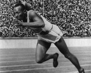 Jesse Owens helped pave the way for a lot of African American athletes.