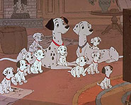 Disney has just released the Platinum Edition of 101 Dalmatians.