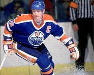 Wayne Gretzky re-wrote the record books during his NHL career.