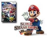 Super Smash Bros. Brawl for the Wii lets you control 35 different video game stars in huge battles online and off. Is it awesome? Here's our review.