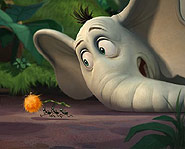 Dr. Suess' Horton Hears a Who! comes out March 14th.