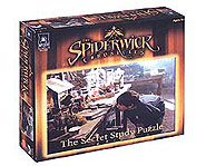 University Games presents The Spiderwick Chronicles Secret Study Puzzle