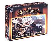 University Games presents The Spiderwick Chronicles Secret Study Puzzle