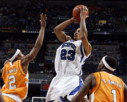 Freshman sensation Derrick Rose of the University of Memphis, may be the top pick in the 2008 NBA Draft.