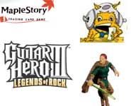 Free Wii, Street Fighter, Guitar Hero, Star Wars and More!