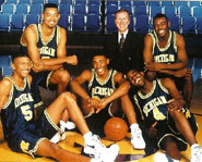 In 1991, the University of Michigan's Fab Five Freshman changed the basketball world.