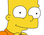 Bart Simpson is one of TV's best pranksters.