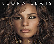 Leona Lewis hit sthe US with Spirit.